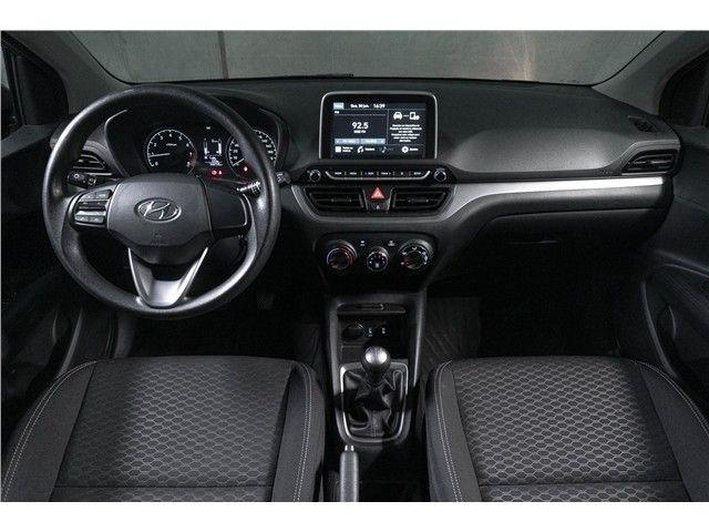 Hyundai Hb20 2020 1.0 12v flex vision manual - Foto 7