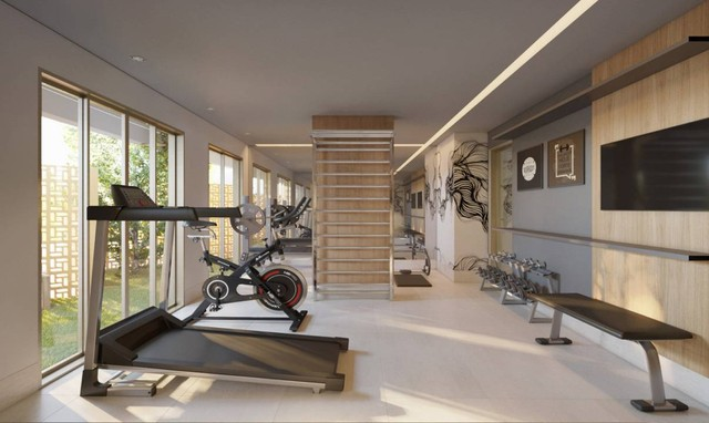 Apartamento para venda tem 84 metros quadrados com 3 quartos em Graças - Recife - PE - Foto 6