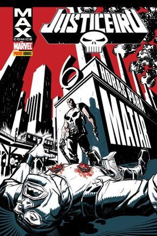 Encadernados Marvel: Fabulosos e Novíssimos X-Men | Novos Vingadores | Justiceiro MAX. - Foto 4