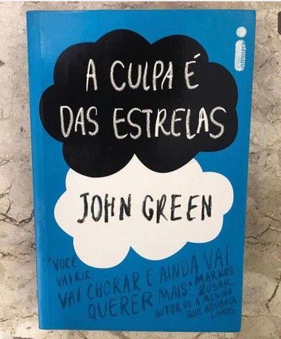 Livros John Green  - Foto 3