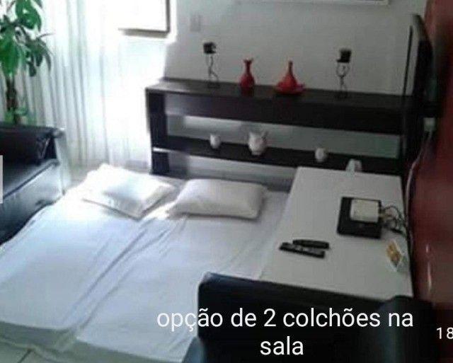 flat 1 quarto mobiliado aluguel temporada  - Foto 5