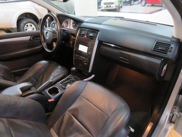 Mercedes-Benz B200 2.0 8v Turbo 4p Automático Top de Linha C/ Teto Panorâmico Único Dono - Foto 13