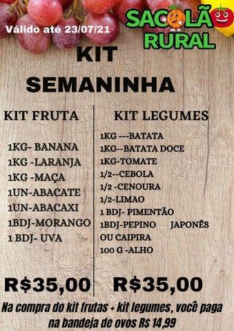 Kit . Frutas.kit verdura  vendo