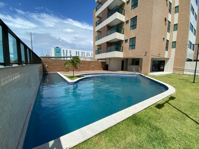 Apartamento de 1 quarto na Beira Mar de Piedade - Foto 2