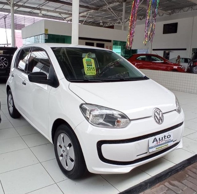 Veículo: VW UP TAKE 1.0 FLEX 4P <br>Ano: 2015 - Foto 2