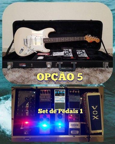 Guitarra Fender Gibson Ibanez - Foto 3