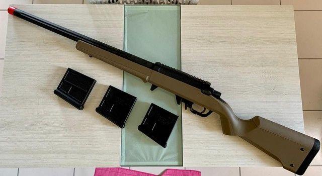A I R S O F T Ares stryker AS01 com dois magazines extras  - Foto 2