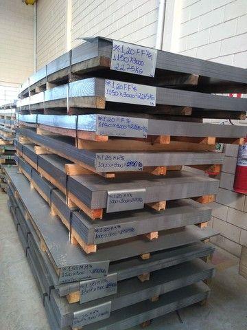 Chapas em aço carbono - Foto 4