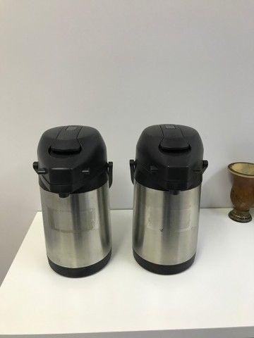 garrafa térmica