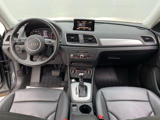 Audi Q3 Q3 Prestige Plus 1.4 TFSI Flex S-tronic - Foto 12