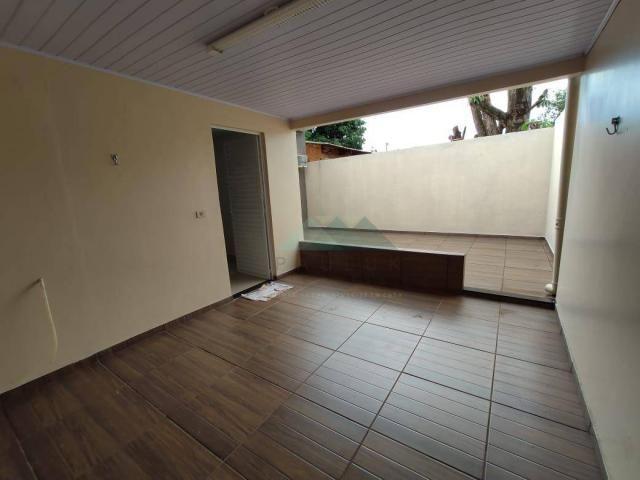 Casa com 2 dormitórios para alugar, 93 m² por R$ 1.500/mês - Jardim Califórnia - Foz do Ig - Foto 10