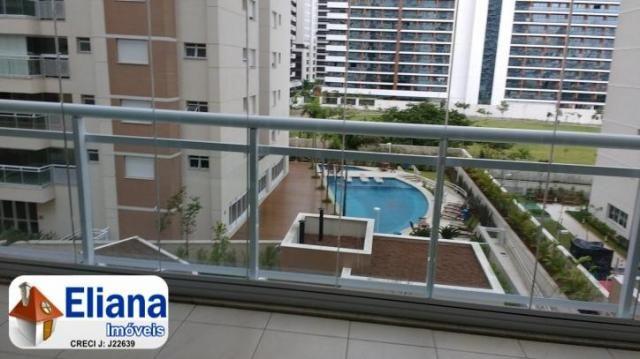 Apartamento 135m² - Condomínio Mundi - Espaço Cerâmica - Foto 11