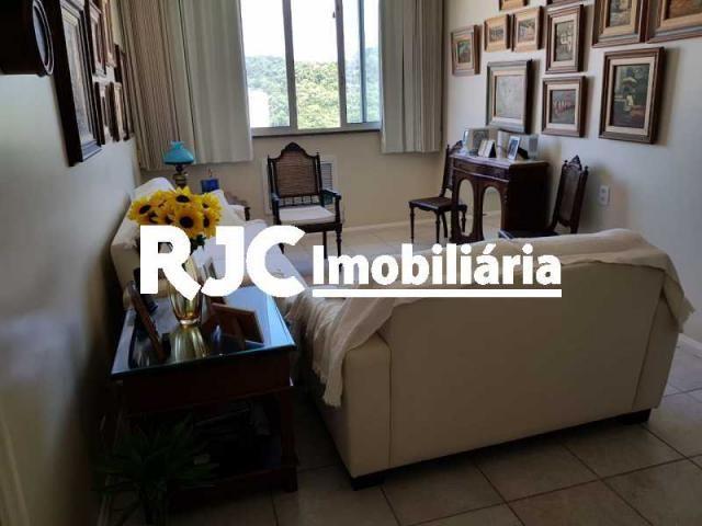 Apartamento à venda com 3 dormitórios em Laranjeiras, Rio de janeiro cod:MBAP33323 - Foto 3