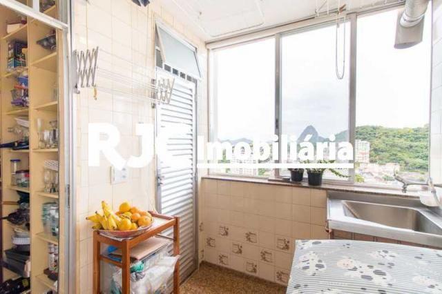 Apartamento à venda com 3 dormitórios em Laranjeiras, Rio de janeiro cod:MBAP33323 - Foto 14