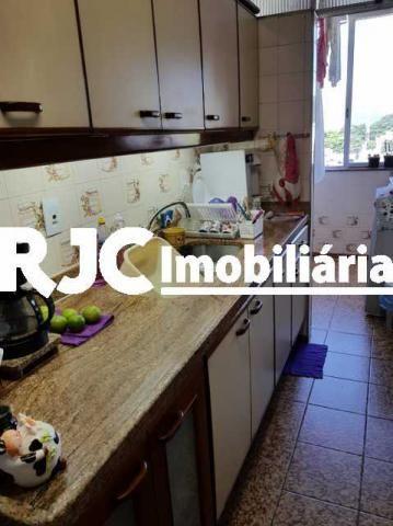 Apartamento à venda com 3 dormitórios em Laranjeiras, Rio de janeiro cod:MBAP33323 - Foto 9