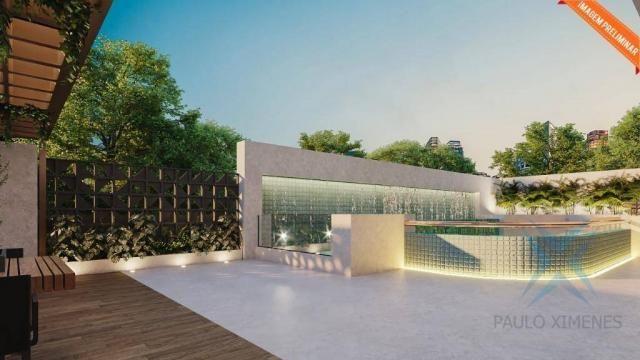 Lançamento no melhor da Aldeota, apartamentos modernos com lazer completo. - Foto 16