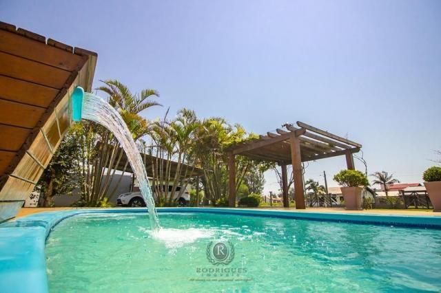 Casa com piscina 04 dormitórios Arroio do Sal RS - Foto 2