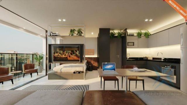 Lançamento no melhor da Aldeota, apartamentos modernos com lazer completo. - Foto 2