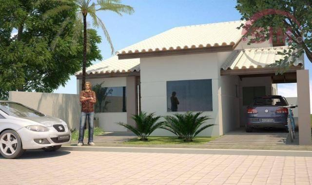 Casa com 3 dormitórios à venda por R$ 315.000 - Foto 2