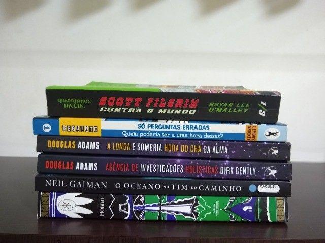 Livros variados e HQ  marvel e DC - Foto 6