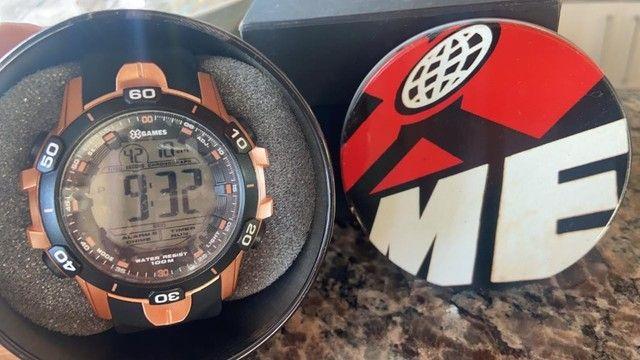 relógio XGames xmppd413 rosegold NOVO