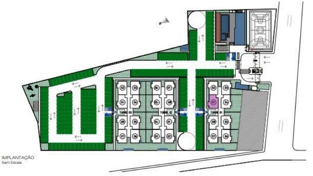 52- Fit One - 55m² - Suite - Elevador, elevador, porcelnato - garanta ja o seu  - Foto 9
