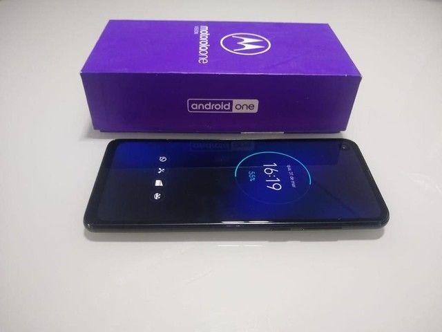 Celular Moto one vision 128gb - Foto 3