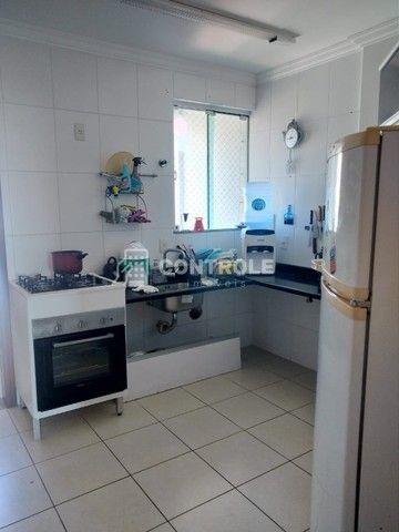 (Ri)Ótimo apartamento vista mar, 101m2 com 3 dormitórios sendo 1 suíte em Barreiros - Foto 6