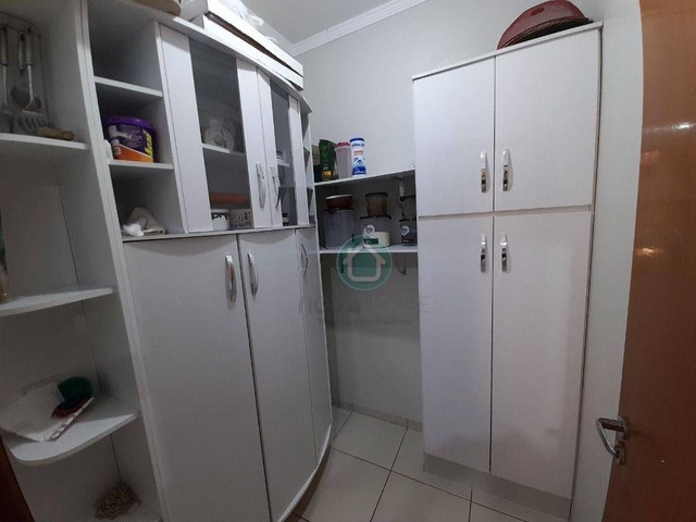Casa com 4 dormitórios à venda - Vila Taveirópolis - Campo Grande/MS - Foto 9