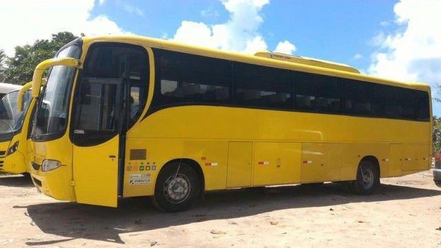 Excelente ônibus motor dianteiro - Foto 4