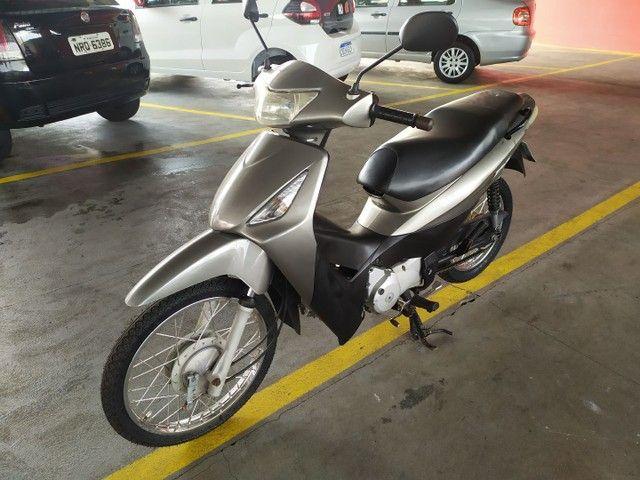 Honda biz 125 partida elétrica