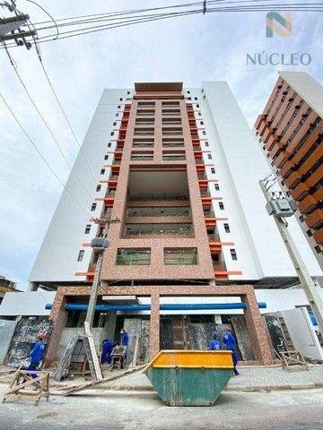 Apartamento com 2 dormitórios à venda, 59 m² por R$ 360.000 - Cabo Branco - João Pessoa/PB - Foto 7