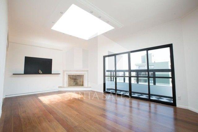 Belíssima cobertura duplex para locação - 4 dormitórios - Regiao de Moema - Foto 4