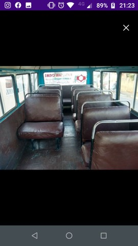 Micro ônibus 608 ano 73  - Foto 5
