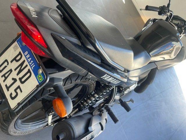 Moto Yamaha factor 125cc 2021 revisada na autorizada  - Foto 16