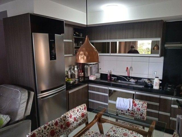Apartamento 2 quartos, montado em armários, garagem, lazer, financia - Foto 9