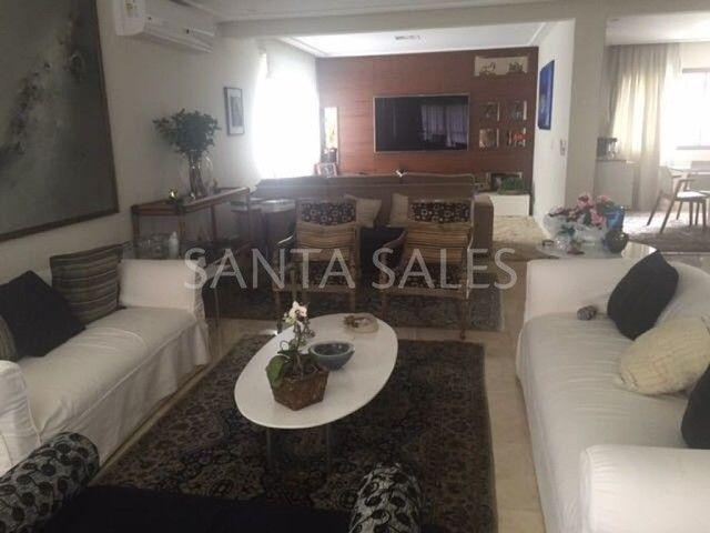 Apartamento para alugar com 4 dormitórios em Campo belo, São paulo cod:SS36181 - Foto 3