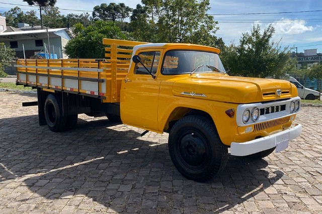 Ford F-600 - 1966