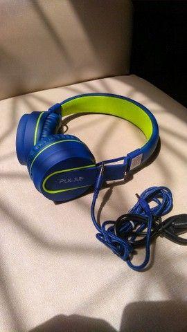 Vendo Fone PULSE - On Ear Stereo Áudio Bluetooth - PH218 (Novo)