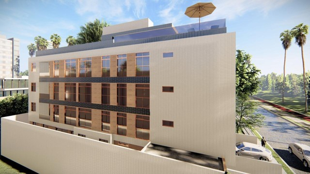 Apartamento para Venda em João Pessoa, Jardim Oceania, 1 dormitório, 1 banheiro, 1 vaga - Foto 4