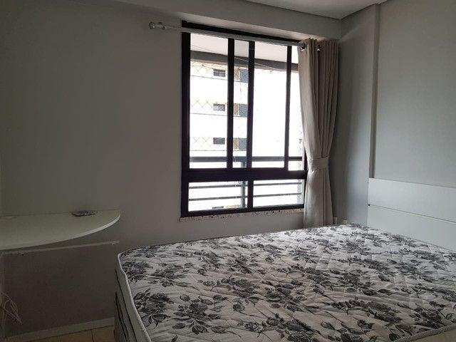 Alugo apartamento na Ponta do Farol mobiliado  - Foto 9