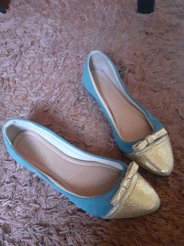 Sapato,sandalia,prateleira  - Foto 3