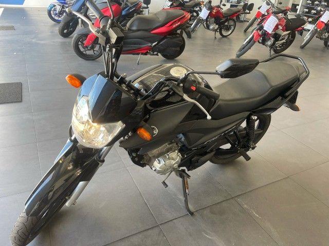 Moto Yamaha factor 125cc 2021 revisada na autorizada