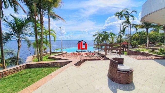 Flat Mobiliado com Vista p Rio no Tropical Hotel 6 Andar - Foto 19
