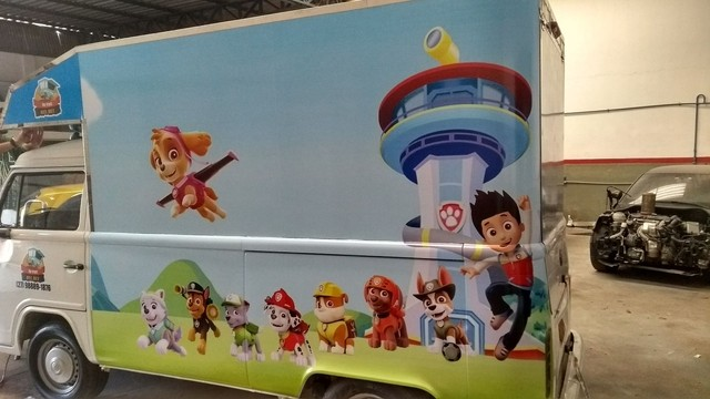 Kombi truck - Foto 3
