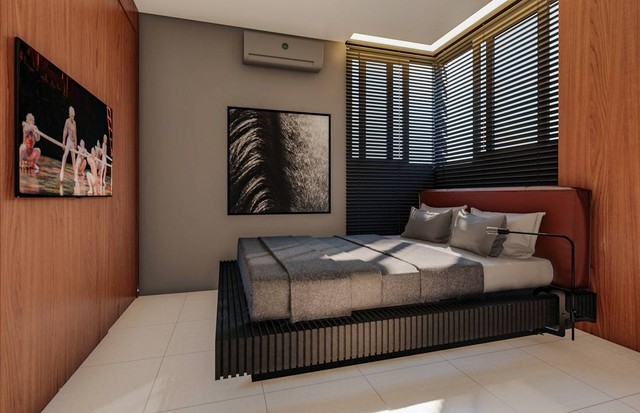 Apartamento para venda possui 64 metros quadrados com 3 quartos em Ponta Verde - Maceió -  - Foto 12