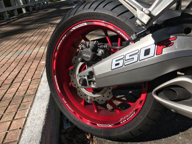 Honda CB650F  - Foto 15