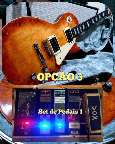 Guitarra Fender Gibson Ibanez - Foto 4