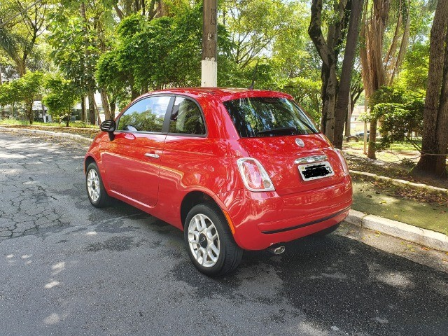 Fiat 500 Cult Completo Bem Novinho! - Foto 13