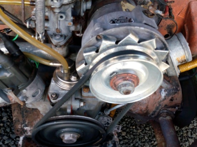Vendo ou troco Fusca ano 1972 motor 1500 por carro de maior valor.lorr - Foto 5